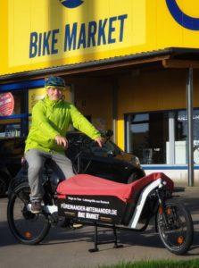 Hugo Hasse Bike Market Rostock