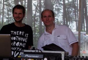 Hugo und Steffen