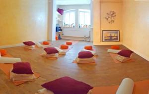 Meditatinsraum Yoga Katrin Kitschke