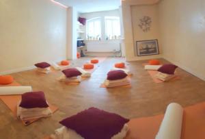 Meditationsraum, Yoga, HZR