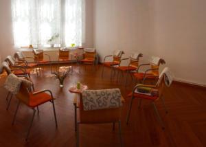 Seminarraum HZR, Stuhlkreis