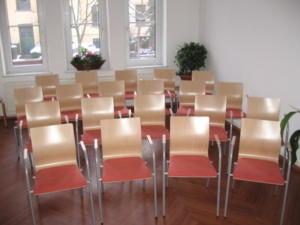 Seminarraum HZR, Vortrag
